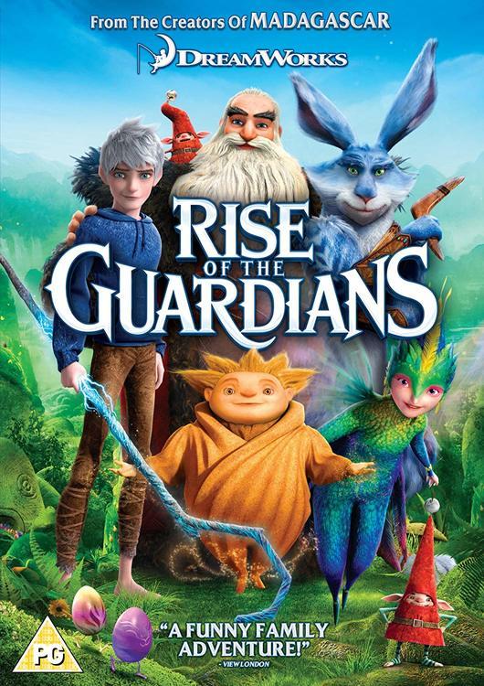 معرفی فیلم rise of the guardians برای یادگیری زبان انگلیسی